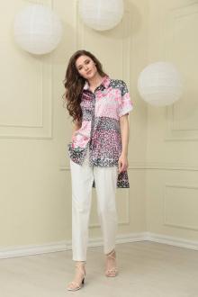 блуза TAiER 990 мультиколор