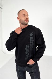 Rawwwr clothing 229-начес черный