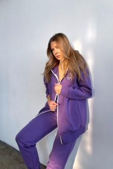 221-начес фиолетовый