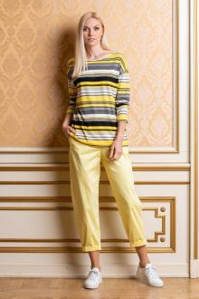 брюки Achosa 501 желтый