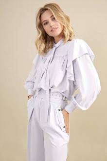 блуза Rivoli 2171 слоновая_кость