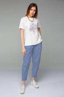 брюки Ivera 754 голубой