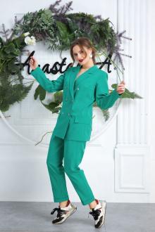 Anastasia 580 ярко-зеленый
