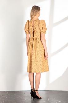 платье Vladini DR1178 капучино