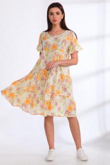 Angelina & Сompany 538 желтые_цветы