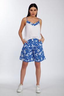 Anna Majewska 1470 белый+синий