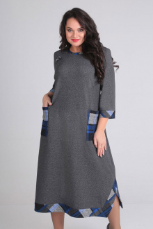 Andrea Style 00113 серый