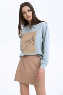 юбка LaVeLa L20200 розовый