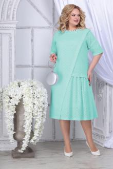Платье Ninele 5840 светло-зеленый