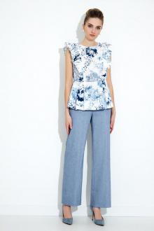 блуза,  брюки Gizart 7490-1