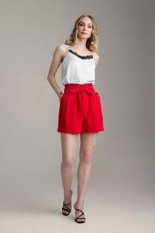 шорты MARIKA 424 красный