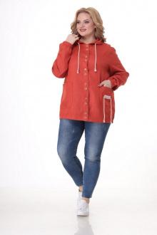 куртка Кэтисбел 126 красный