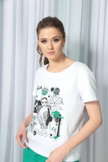 футболка TAiER 957 молоко