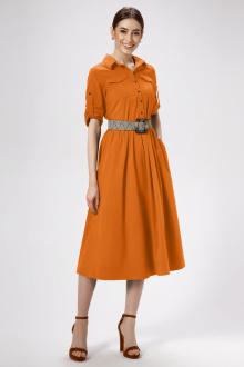платье Панда 476080 терракотовый