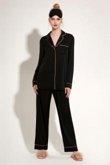 блуза Панда 1243z черный