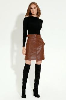 юбка Панда 19050z коричневый
