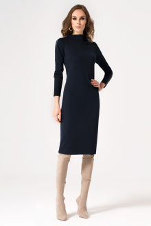 платье Панда 22780z темно-синий