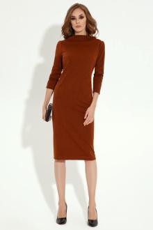 платье Панда 22780z терракотовый