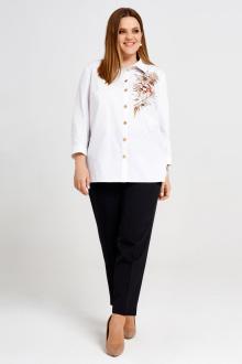 блуза Панда 33340z белый