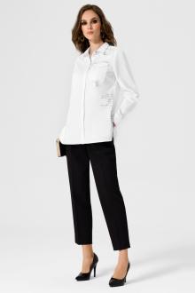 блуза Панда 459241 белый