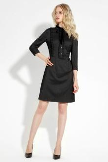 платье Панда 5980z темно-серый