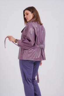 куртка GRATTO 2017 фиолетовый