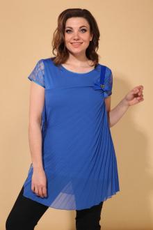Блуза La Prima 0650 синий