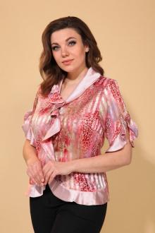 Блуза La Prima 0654 розовый