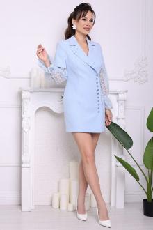 Мода Юрс 2686 нежно-голубой