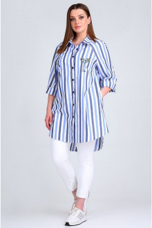 рубашка Таир-Гранд 62406 полоска