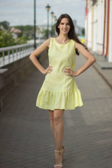 Sisteroom Пл-020 желтый