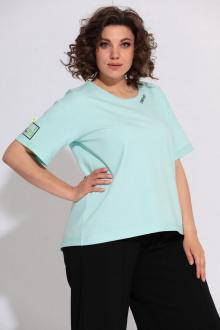 блуза BegiModa 4004 мятный