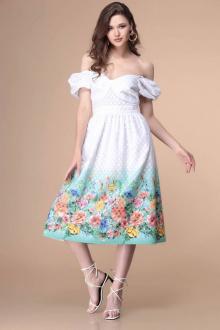 Romanovich Style 1-2171 белый/бирюза