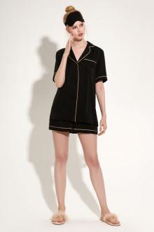 блуза Панда 1443z черный