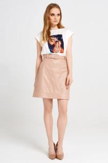 юбка Панда 19057z розовый