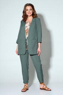Liona Style 774 серо-зеленый