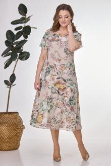 Karina deLux B-284 цветочный_принт