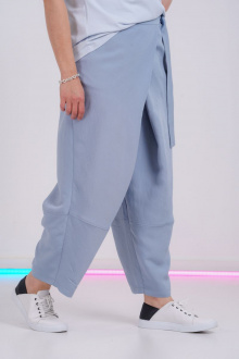 брюки GRATTO 3120 голубой