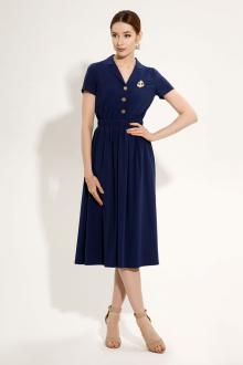 платье Панда 722280p синий