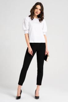блуза Панда 53440z белый