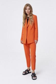 брюки,  жакет PiRS 1004 оранжевый
