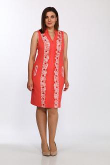 Lady Style Classic 297 розово-коралловый