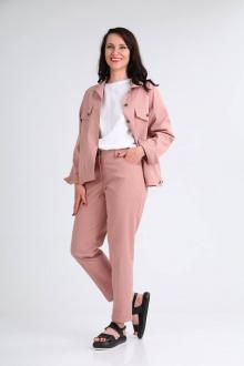 брюки,  куртка Ma Vie М570 розовый
