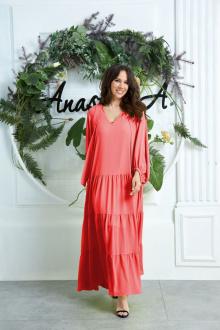 Anastasia 626 красный