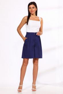 шорты Angelina & Сompany 561 синий
