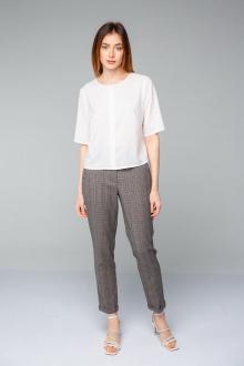 блуза Ivera 5011 белый
