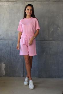 41 розовый