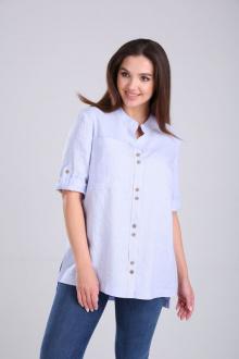 блуза MALI 621-064 сирень