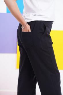 брюки GRATTO 3122 черный