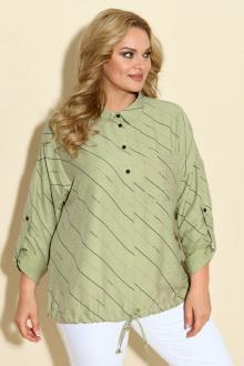 блуза БАГРЯНИЦА 5033 оливка